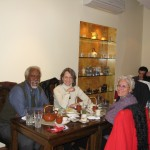 An IBM reunion of sorts at the Radiance Tea House - Delightful